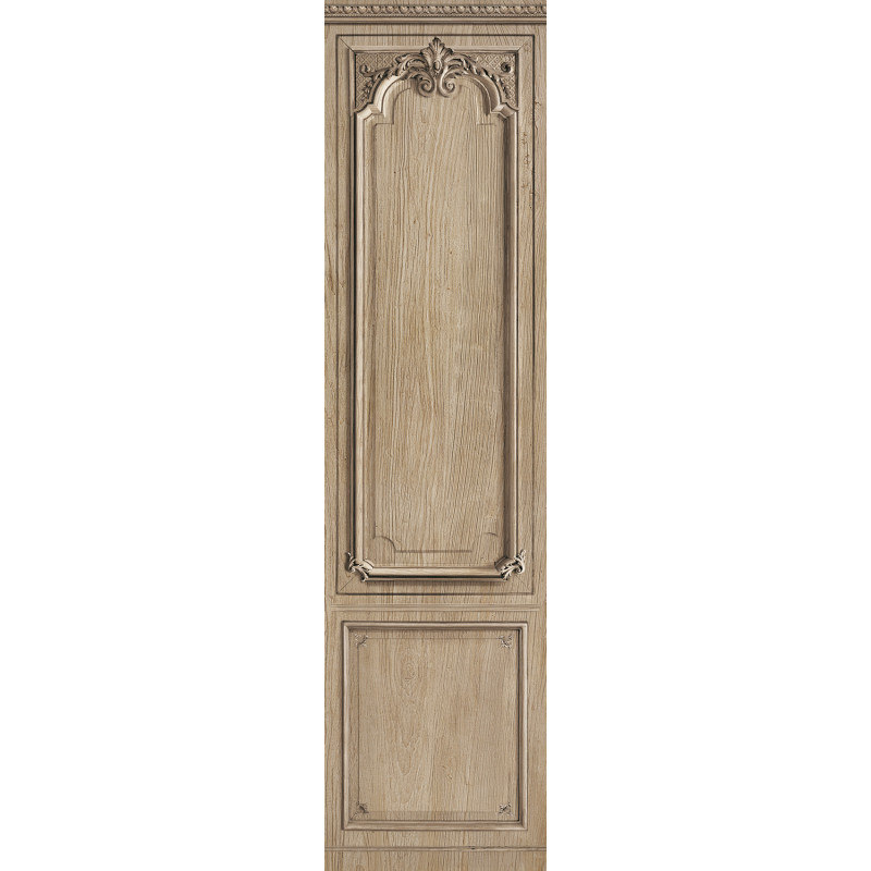 d cor boiserie haussmannienne bois brut panneau 80cm. Black Bedroom Furniture Sets. Home Design Ideas