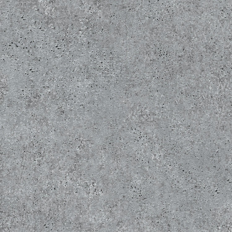 Papier peint Béton lisse gris foncé