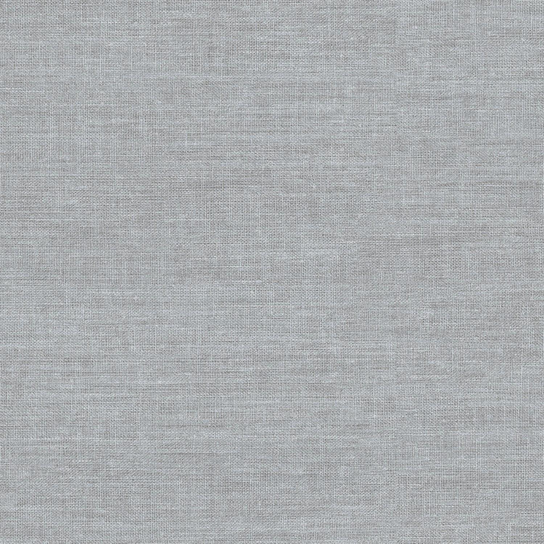 Papier peint Uni toile de jute gris foncé