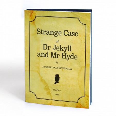 Carnet Libri Muti - Dr Jekyll and M. Hyde