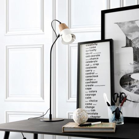 Papier Peint Boiseries Haussmann blanches grisées