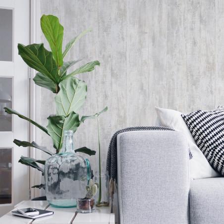 Gray chestnut concrete wallpaper