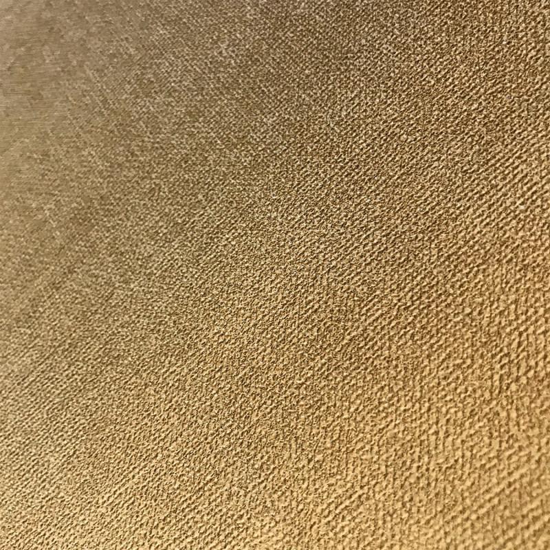 Ocher Textured Plain Wallpaper Sample