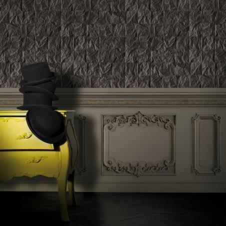Warm Grey Haussmann wainscot 141cm