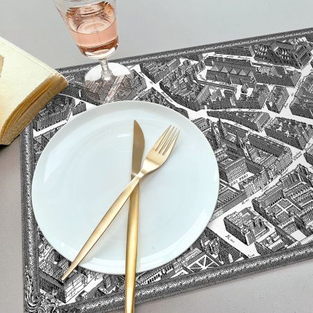 Map of Paris vinyl placemats - Saint Germain