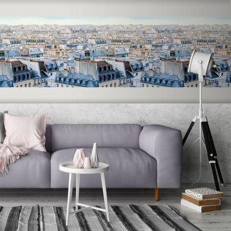 Papier peint Toits de Paris