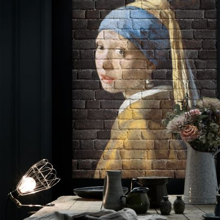 Girl with a pearl earring by Koziel