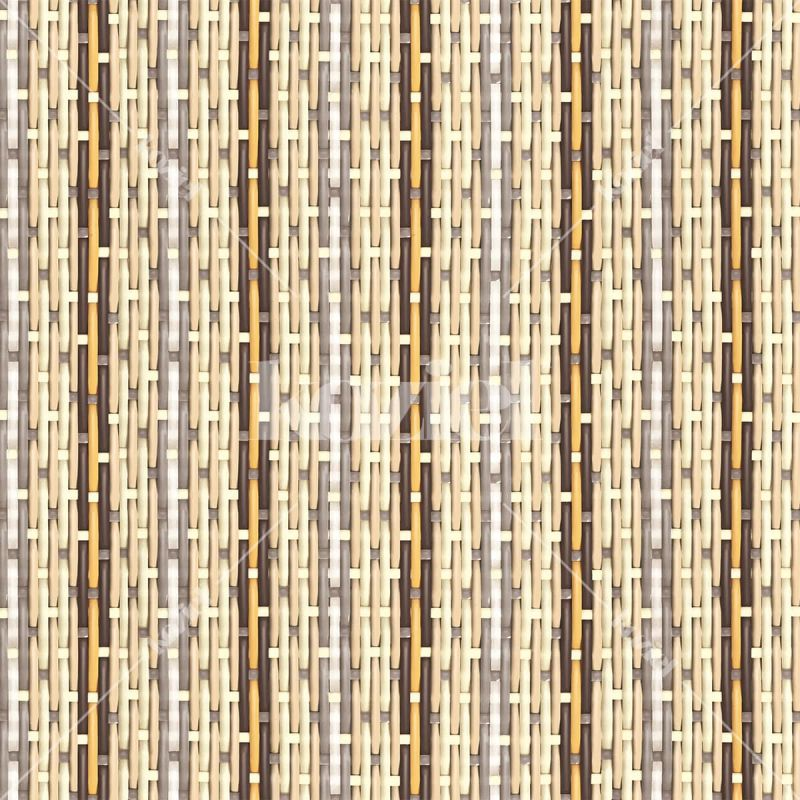Philippe Model braided wallpaper - Natural