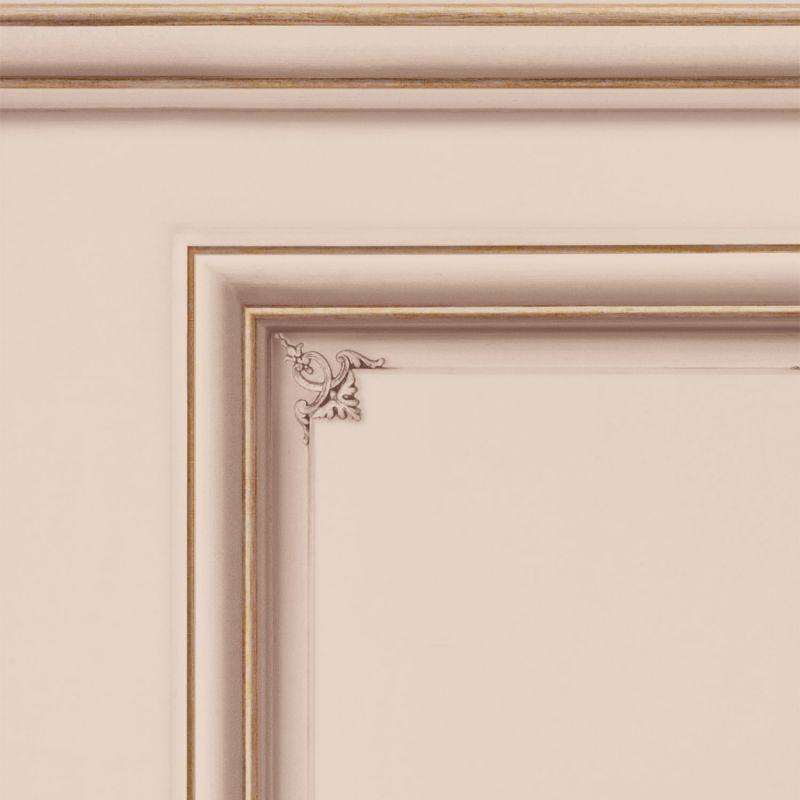 Haussmann wainscot wallpaper Linen - Sample