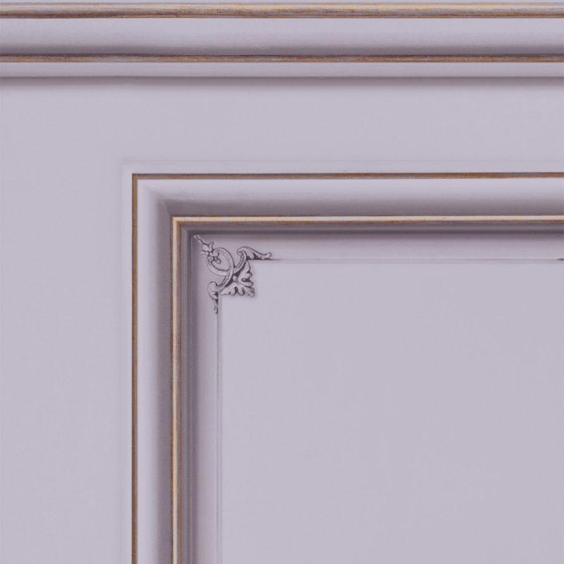 Haussmann wainscot wallpaper Wisteria - Sample