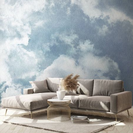 Sky IV panoramic wall mural