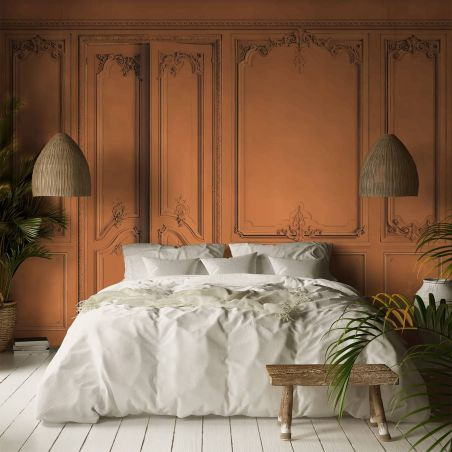 Set of Haussmann wood panels -