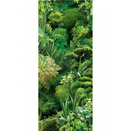 Solutions de rangement Garde-robe Moyen Gris Nature Mur Crochets ...