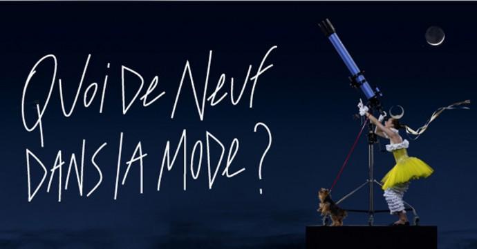 Quoi de neuf dans la mode ? Galeries Lafayette
