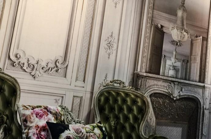 Velours Haussmann à Maison et Objet